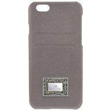 Swarovski Crystal Versatile iPhone 7 Case with Bumper, Gray 5282852 *New*