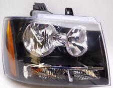 OEM 2007-2013 Chevy Tahoe Suburban Right Halogen Headlight Missing Lower Mount
