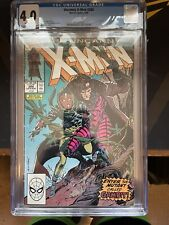 FIRST APPEARANCE GAMBIT X-Men #266 White Pgs CGC 4.0