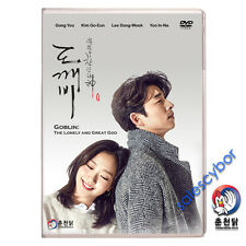 GOBLIN- Korean Drama 16EP+ Every Moment of It Shined~Excellent English & Quality