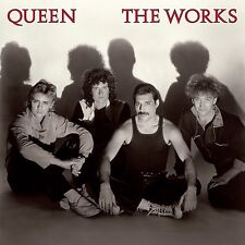 QUEEN - THE WORKS: DELUXE 2CD ALBUM EDITION (2011 DIGITAL REMASTER)