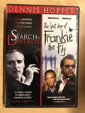 Search and Destroy - The Last Day of Frankie the Fly (DVD, 2-film) - E0909
