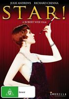 Star! (DVD) Julie Andrews Richard Crenna [Region 4] NEW/SEALED