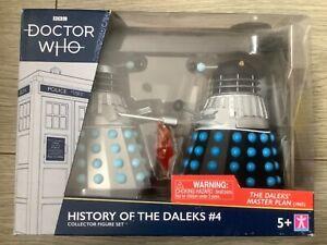 Doctor Who History of the Daleks #4 THE DALEKS MASTER PLAN  read description