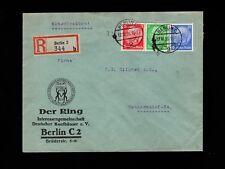 Nazi Germany Third Reich Association German Dept Stores Cinderella 1933 Cover 1l