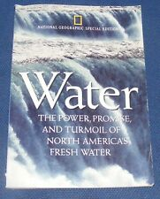 NATIONAL GEOGRAPHIC MAGAZINE NOVEMBER 1993 - WATER