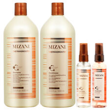 MIZANI Thermasmooth Shampoo & Conditioner 33.8oz & Smooth Guard & Shine Extend w