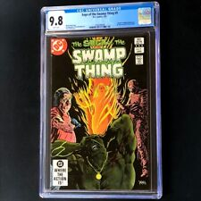 Saga of Swamp Thing #9 (DC 1983) 💥 CGC 9.8 💥 HIGHEST GRADED: 1 of 3! Comic