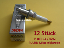 12 Original NGK Zündkerzen PLATIN PFR5R-11 4292 MERCEDES E W211 S211 240 320