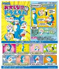 Japan Doraemon Funny Figure Complete Box Set - Re-ment  ...h#2ok