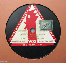 Vox Tanz Orchester - Johnny Fox (Fox Erotic) (Friedrich Holländer) (332)