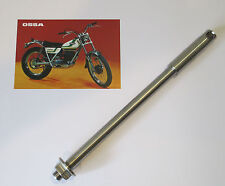 OSSA Titanium Front Axle Kit for MAR Explorer & TR77 350 & 250 1973 to 1979
