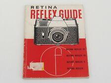Focal Press Guide: KODAK RETINA REFLEX IV, III, S et Reflex