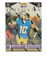 2020 Panini Origins NFL Football Hobby Box NEW SEALED! Justin Herbert Rookie RC