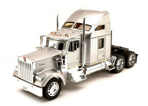 Model Truck Lorry Welly Kenworth W900 Scale 1:3 2 diecast Layout