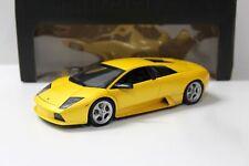 1:18 AUTOart Lamborghini Murcielago Coupe metallic yellow