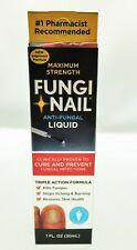 Fungi Nail Anti-Fungal Liquid Maximum Strength Triple Action Formula