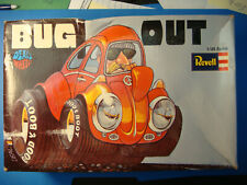 RARE Revell Dave Deal's Wheels BUG OUT Kit # H-1351-380B Complete, Unstarted.VW
