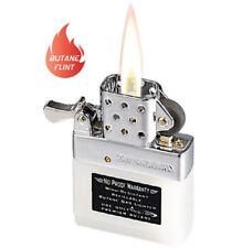 Vector Thunderbird Butane Lighter Insert for Flip Top Lighters New Soft Flame