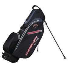 Callaway 2018 Hyper Dry Lite Stand Bag - Black/Titanium/Red
