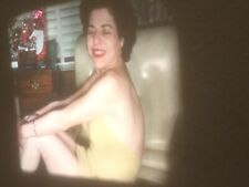 16mm Home Movies 400' Halloween Christmas Sexy Mom Pose Joe Palooka Soap Box Car