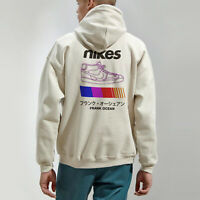 Frank Ocean Nikes Hoodie Blonde Retro Boys Don't Cry 2 sided Hip Hop Music Hood