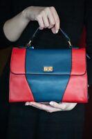 Clutch Damen Tasche Umhängetasche Handtasche Messengertasche klein bag сумка neu