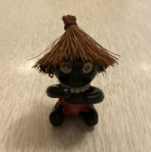 Vintage Blinky Winky Doll. Hawaii Type Blinky Winky