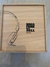 Krea Funk Headphones bluetooth Black