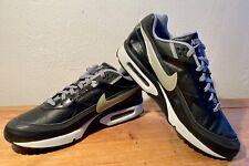 * rare * 12/46 Nike Air Max Classic BW - 309210-008 - 2008! - Black/Silver