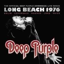 CD de musique édition deep purple