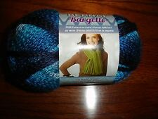 Bernat Yarn Bargello Acrylic NEW 3.5 oz 43134 Blue 1 ball