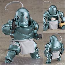 GSC Nendoroid Fullmetal Alchemist Alphonse 10cm Elric Q796 PVC Figure Gifts Toys