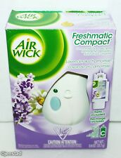 AIRWICK FRESHMATIC COMPACT AUTOMATIC AIR WICK FRESHENER DISPENSER MACHINE ONLY