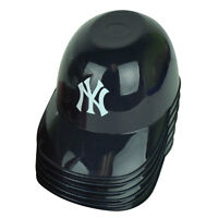 MLB New York Yankees Baseball Snack Helmet Collectible Bowl Cup Rawlimgs Party