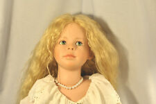 "German 26"" LE Sigikid Marie-Luise doll Original, #66/500 Fully Marked VGC"