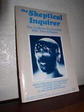 The Skeptical Inquirer: Evidence Concerning ESP - Vol. VIII No. 4/Summer 1984,PB