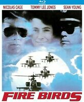 Fire Birds (Wings of the Apache) BLU-RAY NEW