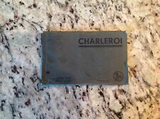 WWII era Nels Postcards Charleroi Belgium Queen Astrid Labour University Albert
