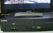 Samsung DVD / VCR combo player with Remote