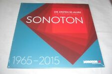 (5993) les 50 premières années/The First 50 Years, 1965 – 2015, Sonoton