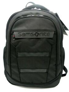 """Samsonite FANEUIL JAY Weekender 17.3"""" Business Backpack Black"""