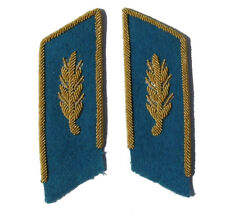 Soviet Air Force General Collar Tabs for Parade Overcoat