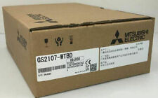 "MITSUBISHI Electric Gs2107-wtbd Got2000 Touch Screen HMI 7"" Operator Panel"
