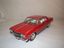 """LANE ExactDetail Replicas  """"1965"""" Chevelle  Z16  Malibu SS  """"rot"""" 1:18 ohne Vp !"""