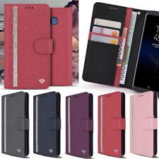 Feliz Wallet Case for Samsung Galaxy J7 J5 J3 On7 2017 2016 / Alpha / Grand MAX