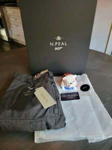 N. Peal Combat Trousers; New w/ tags; No Time to Die; Size S (30-33); SOLD OUT!