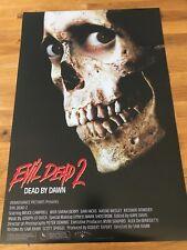 Movie Poster Evil Dead 2 430mm x 650mm (Bit Bigger than A2)