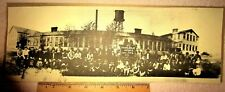 1940's or '50's Marble Arms Mfg Group Worker's Photograph Print