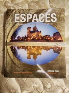 Espaces Rendez-vous Avec Le Monde Francophone Fourth Edition Instructor Edition